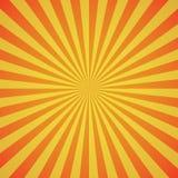 fondo Rosso-giallo di segnale di riferimento Fotografia Stock Libera da Diritti