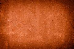 Fondo rosso scuro astratto di struttura d'annata elegante di lerciume Fotografia Stock Libera da Diritti