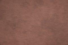 Fondo rugoso del papel marrón Imagen de archivo
