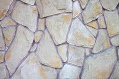 Fondo rustico di struttura della parete di pietra fotografia stock