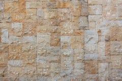 Fondo scheggiato della parete di pietra fotografia stock libera da diritti