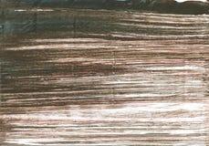 Fondo scuro dell'acquerello dell'estratto della lava fotografia stock libera da diritti