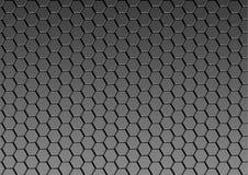 Fondo scuro di struttura del metallo illustrazione vettoriale