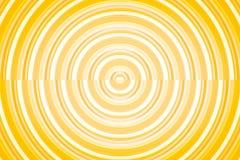 Fondo senza cuciture arancio del cerchio Fotografia Stock Libera da Diritti