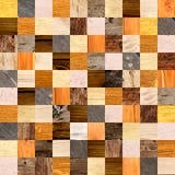 Fondo senza cuciture con i modelli di legno Immagine Stock Libera da Diritti