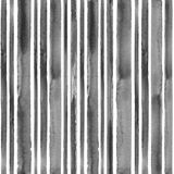 Fondo senza cuciture del modello dell'acquerello della banda illustrazione vettoriale