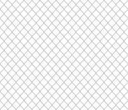 Fondo senza cuciture del nuovo della maglia nero metallico d'acciaio di fance Fotografia Stock Libera da Diritti