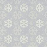 Fondo senza cuciture di Natale dell'annata illustrazione di stock