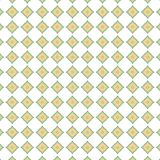 Fondo senza cuciture geometrico etnico astratto del modello di Diamond Plaid Pattern Fabric Illustration Fotografia Stock