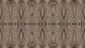 Fondo simmetrico astratto blu con i modelli dorati per il prin Fotografia Stock