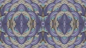 Fondo simmetrico astratto multicolore per la stampa sul clothin Immagini Stock Libere da Diritti