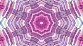 Fondo simple abstracto 3D en color púrpura rojo de la pendiente, estilo polivinílico bajo como fondo geométrico moderno o ilustración del vector
