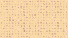 Fondo simple con las estrellas ilustración del vector