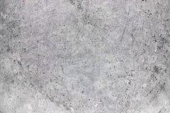 Fondo spazzolato del metallo, struttura e dural di alluminio Immagini Stock