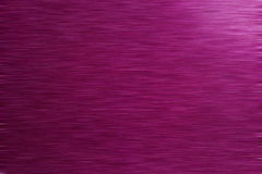 Rosa spazzolato del metallo Immagini Stock