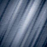 Fondo spazzolato dell'alluminio del metallo Fotografia Stock