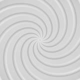 Fondo a spirale astratto bianco Fotografie Stock Libere da Diritti