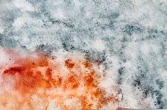 Fondo sporco astratto nei colori scuri Fotografia Stock