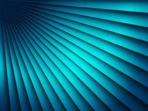 Fondo a strisce blu di vettore Immagini Stock