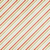 Fondo a strisce misero di Natale di Mulitcolored Fotografia Stock