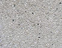 Fondo/struttura astratti - briciola di marmo bianca con impr nero Fotografia Stock