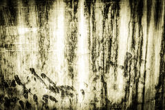 fondo/struttura di piastra metallica di lerciume Fotografie Stock Libere da Diritti