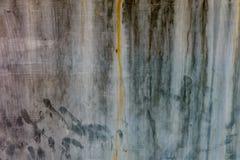 fondo/struttura di piastra metallica di lerciume Fotografie Stock