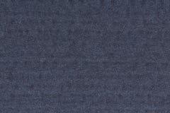 Fondo strutturato blu scuro Struttura di fondo blu con il g Fotografia Stock