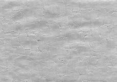 Fondo strutturato d'argento con gli elementi naturali dell'acrilico della pittura e della carta Fotografia Stock Libera da Diritti