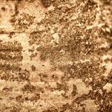 Fondo strutturato del bronzo antico di cinese Immagine Stock