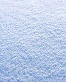 Fondo strutturato della neve Fotografia Stock