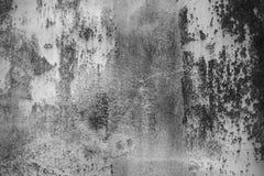 Fondo strutturato della parete arrugginita e di vecchio lerciume Fotografia Stock Libera da Diritti