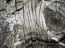 Fondo strutturato dello scrittorio di legno d'annata stagionato del granaio del pavimento della plancia Fotografia Stock Libera da Diritti