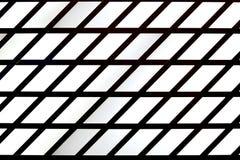 Fondo strutturato di griglia a strisce astratta fotografie stock