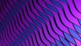 Fondo strutturato dinamico dell'onda dell'estratto illustrazione vettoriale