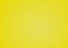 Fondo strutturato giallo normale di pendenza fotografia stock libera da diritti