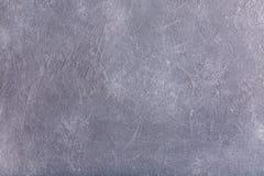 Fondo strutturato grigio scuro rustico Fotografia Stock
