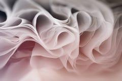 Fondo suave abstracto de la textura de la gasa Fotografía de archivo