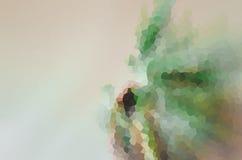 Fondo suave abstracto que consiste en el contexto de los triángulos Fotos de archivo libres de regalías