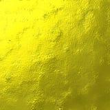 Fondo suave de la textura del oro fotografía de archivo