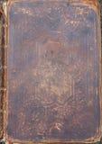 Fondo sucio de cuero apenado Foto de archivo libre de regalías