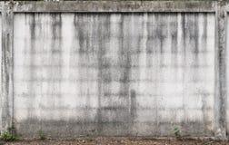 Fondo sucio de la pared del Grunge Fotografía de archivo