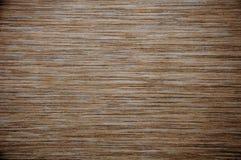 Fondo sucio del marrón oscuro con un caótico de bandas coloreadas Imagen de archivo