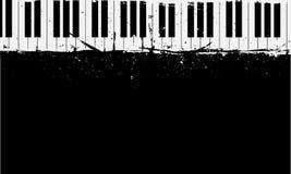 Fondo sucio del piano imagenes de archivo