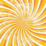 Fondo sucio del rayo del verano ilustración del vector