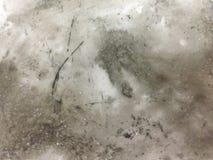 Fondo sucio del residuo de la tinta imagen de archivo