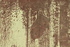 Fondo sucio en marrón Fotos de archivo libres de regalías