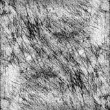Fondo sucio rasguñado negro de la textura Fotografía de archivo