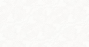 Fondo superficial geométrico mate puro blanco Moderno mínimo elegante Diseño del movimiento del contexto de la animación almacen de metraje de vídeo