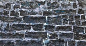 Fondo surrealista de la pared de ladrillo imagen de archivo
